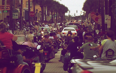 Daytona Bike Week 2019: Harley Tour USA