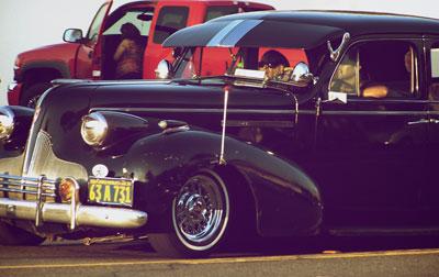 "Muscle-Car Tour USA: California Special ""Endless Summer"""