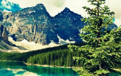 Harley Tour Canada: West Canada Trail