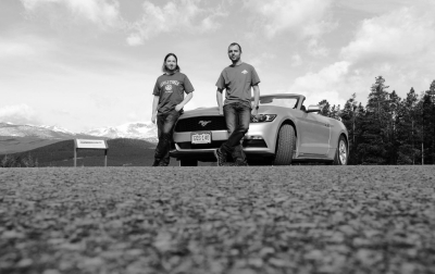 Muscle-Car Tour USA